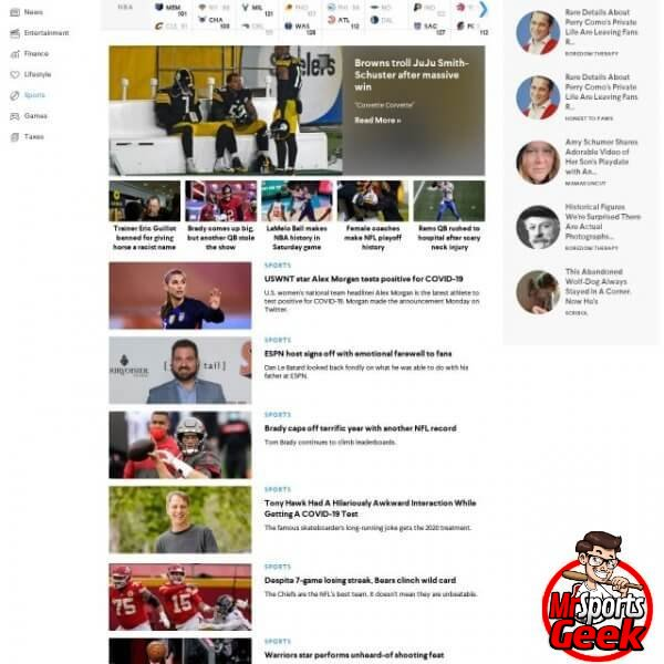 Aol Sports