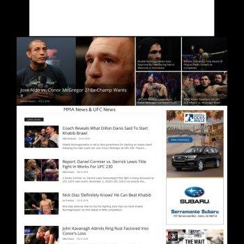 LowKick MMA