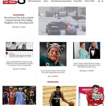 Black Sports Online