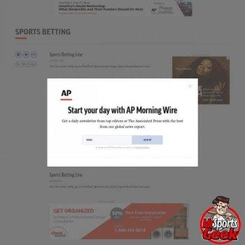 AP Sports Betting