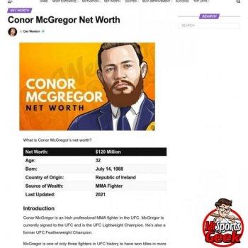 Conor McGregor (MMA)