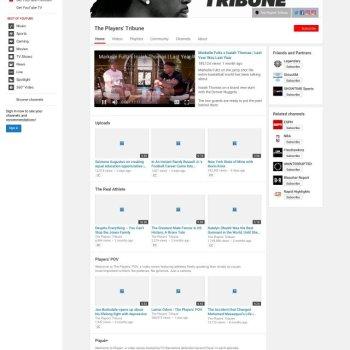 Youtube: The Players Tribune