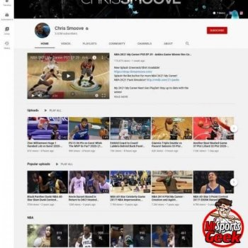 Youtube: Chris Smoove