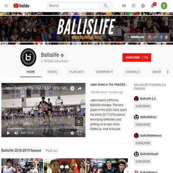 Youtube: Ballislife