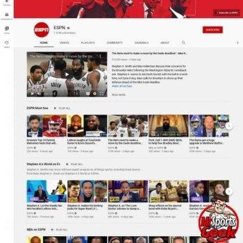 Youtube: Espn