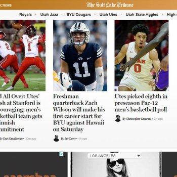 The Salt Lake Tribune