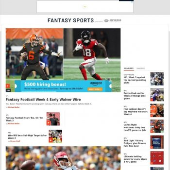 Sports Illustrated Fantasy