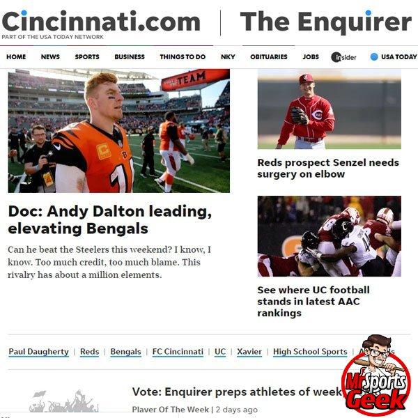 The Cincinnati Enquirer