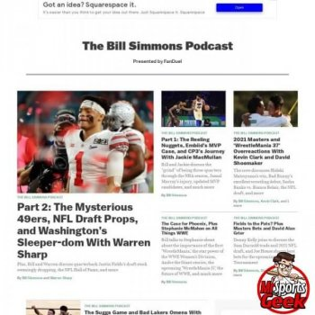 The Bill Simmons Podcast