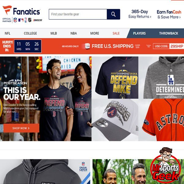 Fanatics